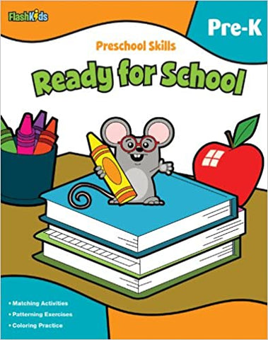 Preschool Skills: Ready for School - Kool Skool The Bookstore