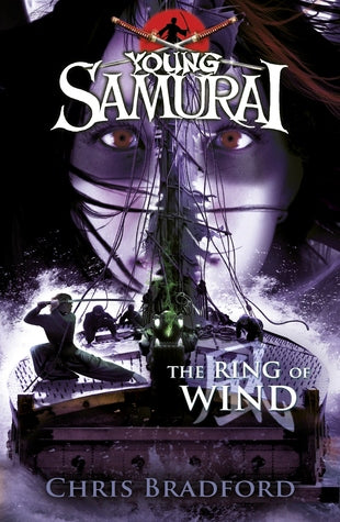 Young Samurai #7 : The Ring of Wind - Kool Skool The Bookstore
