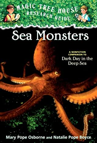 Magic Tree House Fact Tracker : Sea Monsters - Kool Skool The Bookstore
