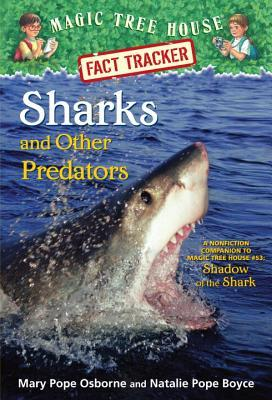 Magic Tree House Fact Tracker #32 : Sharks - Kool Skool The Bookstore
