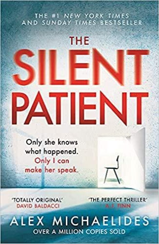 The Silent Patient - Kool Skool The Bookstore