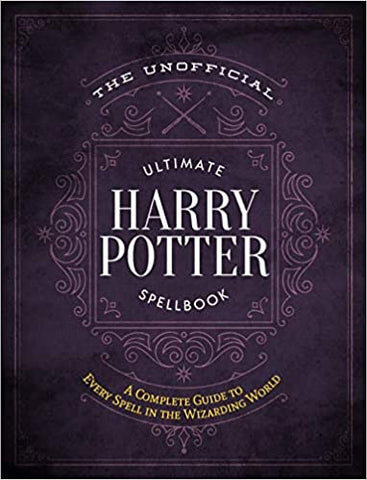 Ultimate Harry Potter Spellbook - Kool Skool The Bookstore
