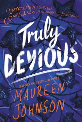TRULY DEVIOUS: A MYSTERY - Kool Skool The Bookstore