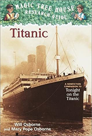 Magic Tree House Fact Tracker : Titanic - Kool Skool The Bookstore