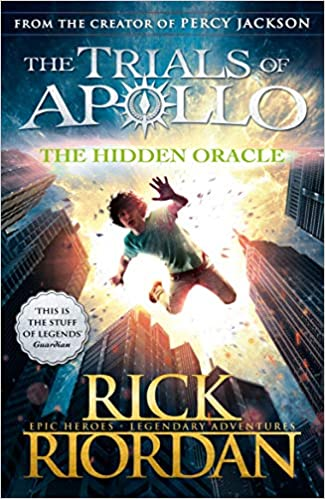 Trials of Apollo: The Hidden Oracle (Book 1) - Kool Skool The Bookstore