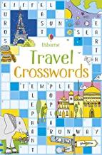 Usborne Travel Crosswords - Kool Skool The Bookstore