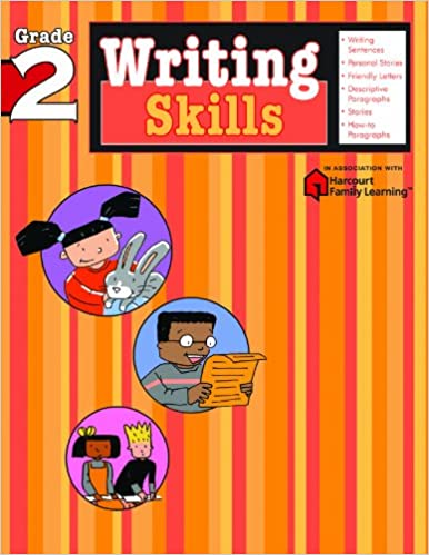Writing Skills: Grade 2 - Kool Skool The Bookstore