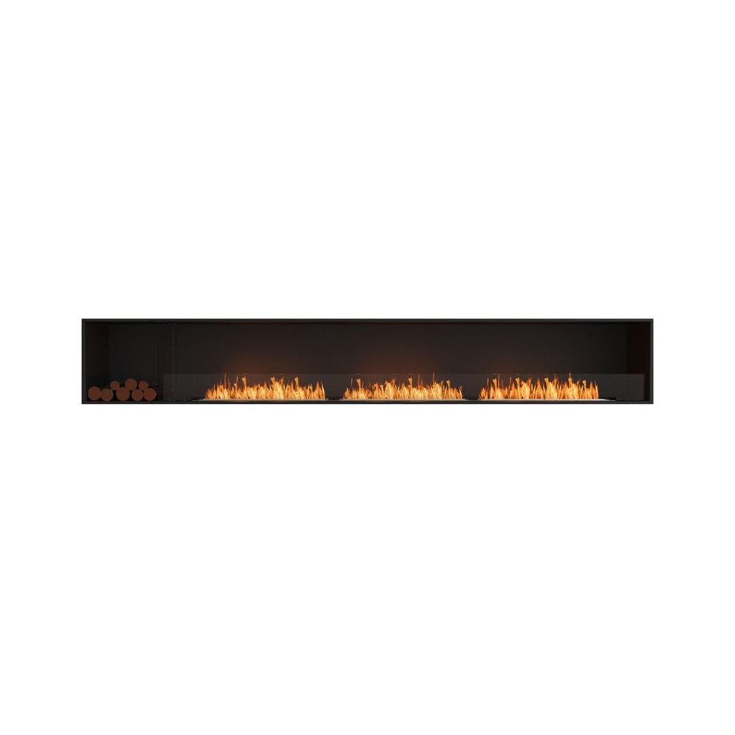 Flex 140SS.BXL: Single Sided Fireplace Insert - EcoSmart Fire