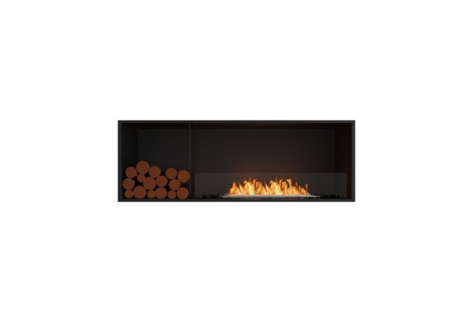 Flex 60SS.BXL: Single Sided Fireplace Insert - EcoSmart Fire