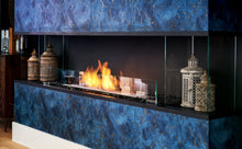 Load image into Gallery viewer, Flex 104BY: Bay Fireplace Insert - EcoSmart Fire