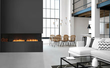 Load image into Gallery viewer, Flex 104RC.BX2: Right Corner Fireplace Insert - EcoSmart Fire