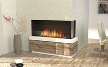 Load image into Gallery viewer, Flex 86RC.BXL: Right Corner Fireplace Insert - EcoSmart Fire
