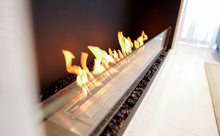 Load image into Gallery viewer, Flex 68SS.BX2 Single Sided Fireplace Insert - EcoSmart Fire