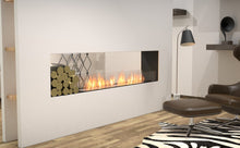 Load image into Gallery viewer, Flex 104DB: Double Sided Fireplace Insert - EcoSmart Fire