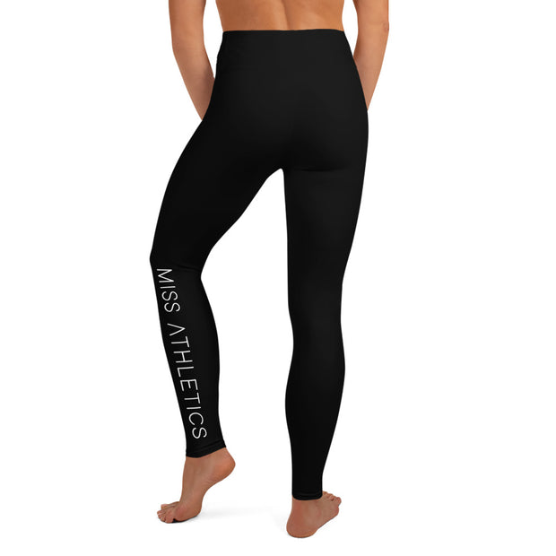 Miss Athletics Yoga Leggings (with pocket)