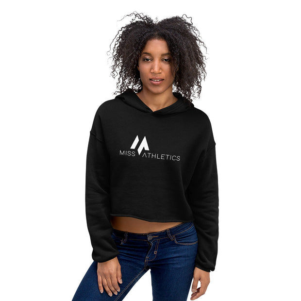 Miss Athletics Crop Hoodie