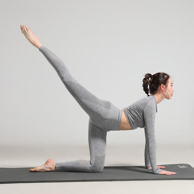 Seamless Fitness Yoga Set