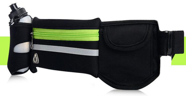 Reflective Running Hydration Belt