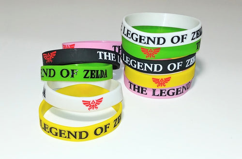 Legend of Zelda Party Wristbands Favors