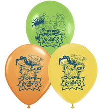 Load image into Gallery viewer, Rugrats Balloons, birthday party supplies decorations