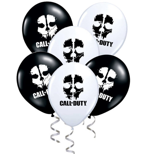 Call Of Duty Balloons
