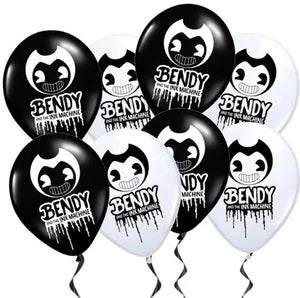 Bendy and the Ink Machine Balloons, Party Supplies