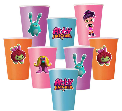 Abby Hatcher Party Cups