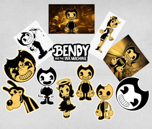 Bendy And the Ink Machine Stickers