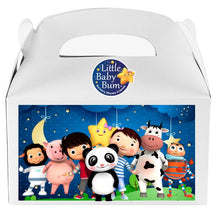 Load image into Gallery viewer, Little Baby Bum Treat Favor Boxes, Party Supplies