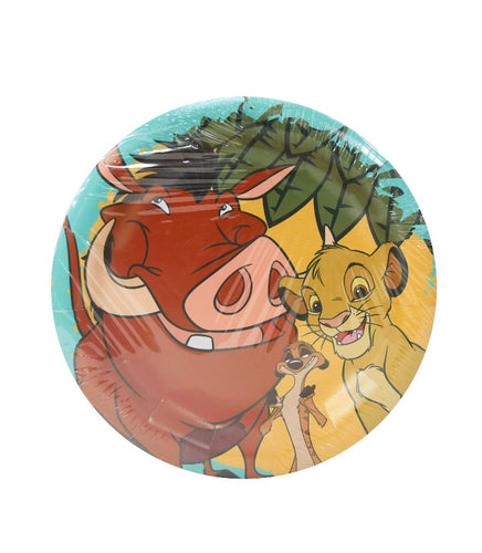 Lion king birthday party supplies, decorations, lion king plates
