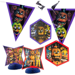 Five Nights at Freddy's Decoration Kit