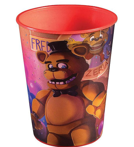 Five Nights at Freddy's Plastic Favor Cup