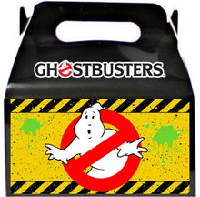 Load image into Gallery viewer, Ghostbusters Treat Favor Boxes, Party Supplies