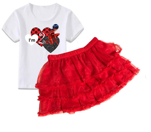 Miraculous Baby Girl Customized Outfit