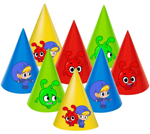 Morphle Party Hats