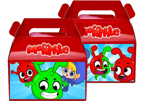 Morphle Treat Favor Candy Boxes