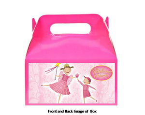 Pinkalicious Treat Favor Boxes 8ct
