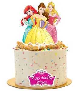 Disney Princesses Cake Topper
