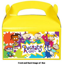 Load image into Gallery viewer, Rugrats Treat Favor Boxes 8ct