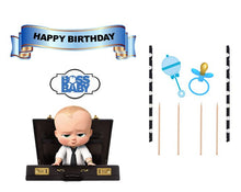 Load image into Gallery viewer, Boss Baby Cake Topper