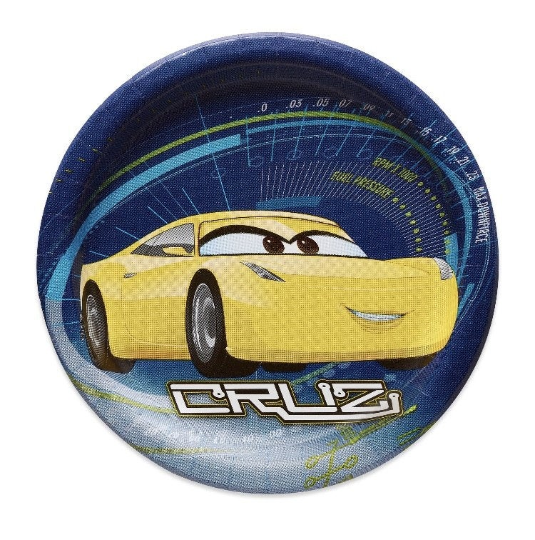 Disney pixar cars birthday party supplies, plates