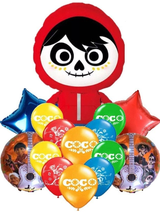 Coco Balloons, Party Decorations