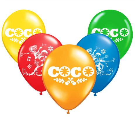 Coco Balloons 18pc pack