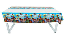 Load image into Gallery viewer, Cocomelon Plastic Tablecover, 7ft Long