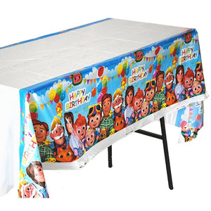 Cocomelon Tablecover