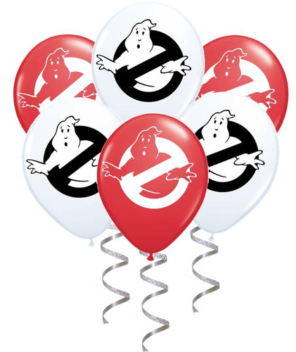 Ghostbusters balloon, party supplies