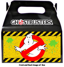 Load image into Gallery viewer, Ghostbusters Treat Favor Boxes 8ct