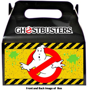 Ghostbusters Treat Favor Boxes 8ct
