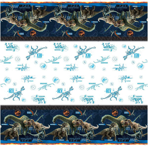 "Jurassic World Park Tablecover 54x84"", Party Supplies"