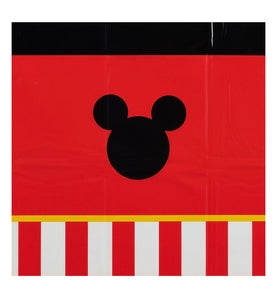 Classic Mickey Mouse Plastic Table Cover, 54x96""